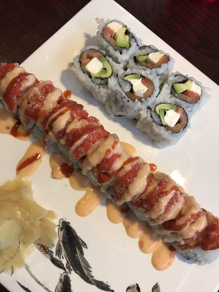 Sake Japanese Restaurant Hibachi & Sushi: 2201 S Memorial Dr, New Castle, IN