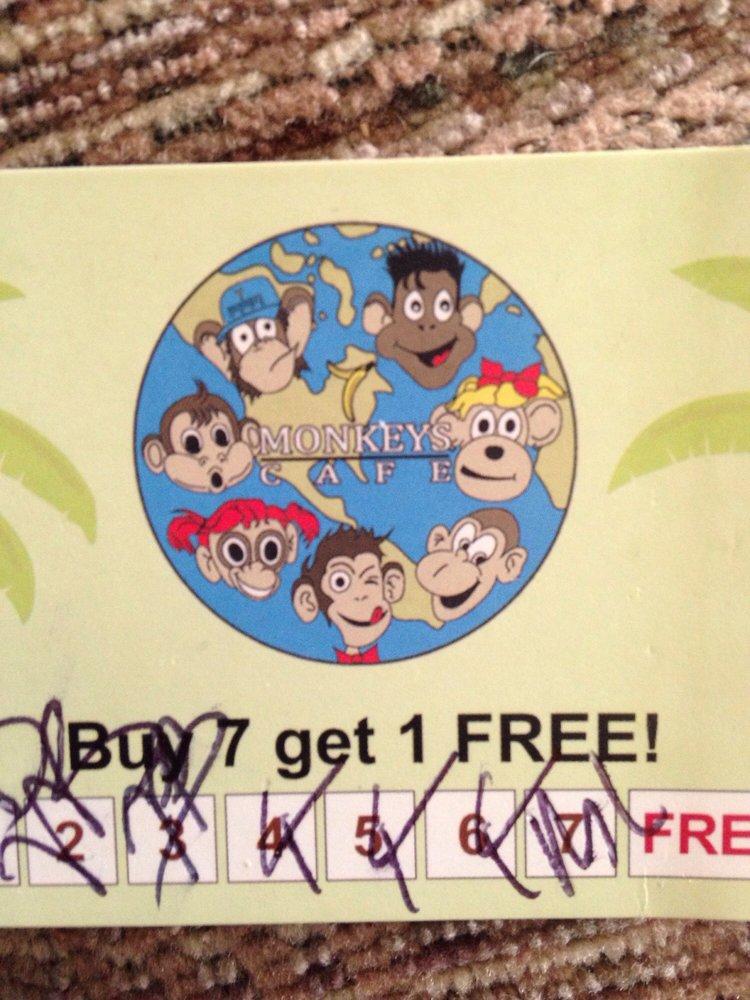 7 Monkeys Cafe: 66304 US 101, North Bend, OR