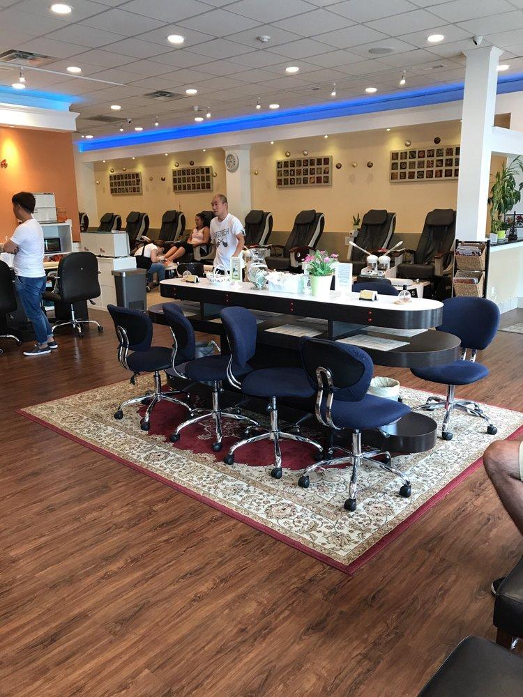 Top Nails & Spa: 1565 Post Rd, Warwick, RI