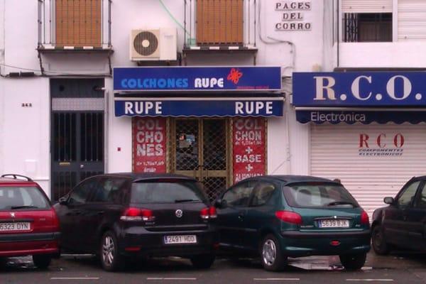 Colchones Rupe   Colchones   Calle Pagés del Corro, 145, Triana