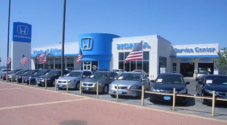 Honda of abilene 11 reviews car dealers 1399 s for Honda dealer phone number