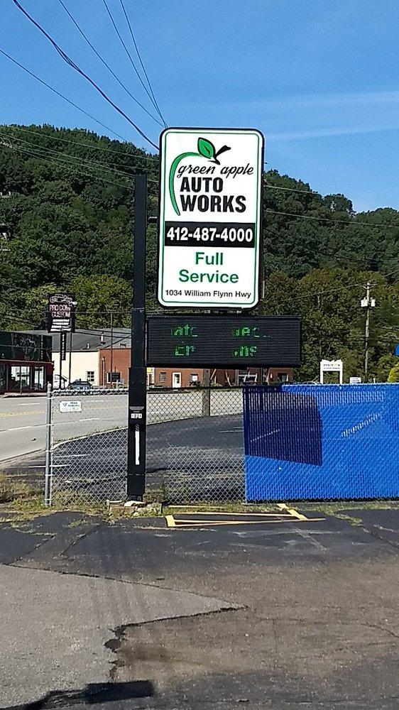 Green Apple Auto Works: 1034 William Flynn Hwy, Glenshaw, PA