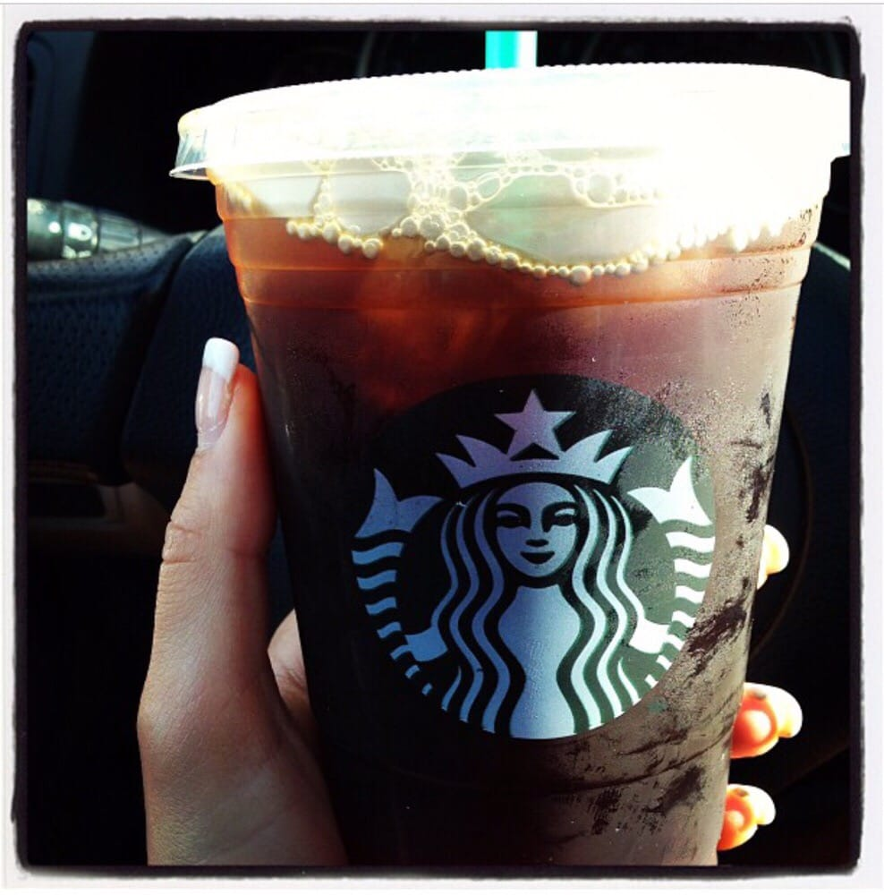 recipe: iced americano starbucks [24]