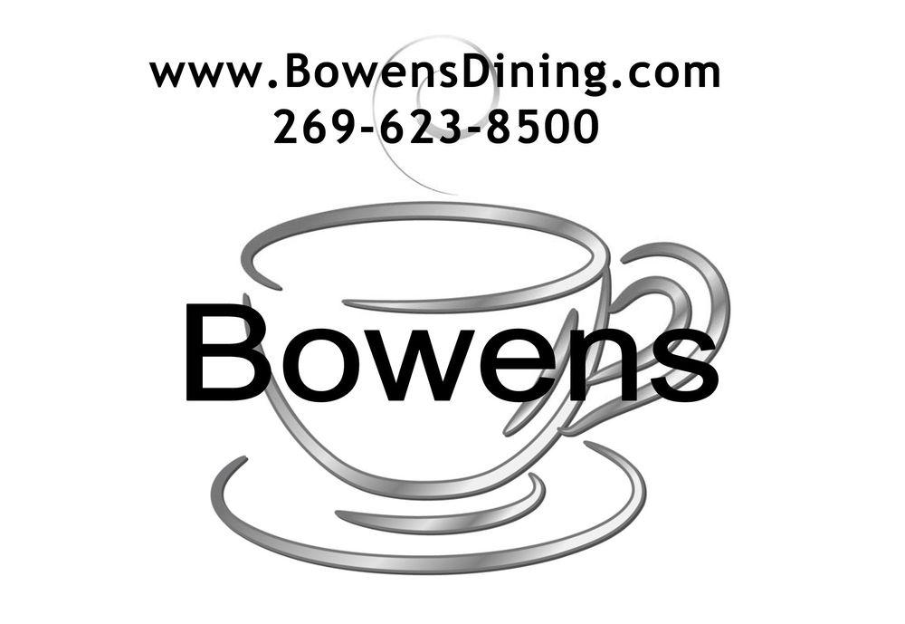 Bowen's Family Dining: 11176 S M 43, Delton, MI