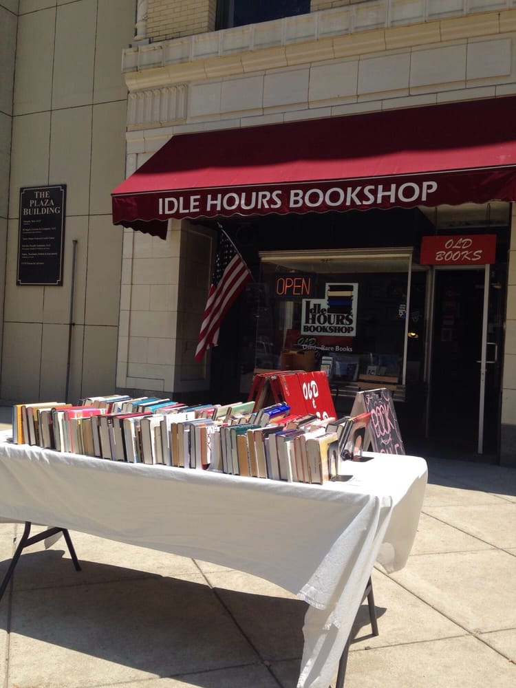 Idle Hours Bookshop: 212 S Michigan St, South Bend, IN
