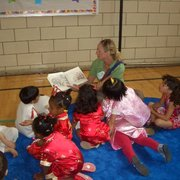 Photo of Suder Montessori Magnet School - Chicago, IL, United States. chinese story telling
