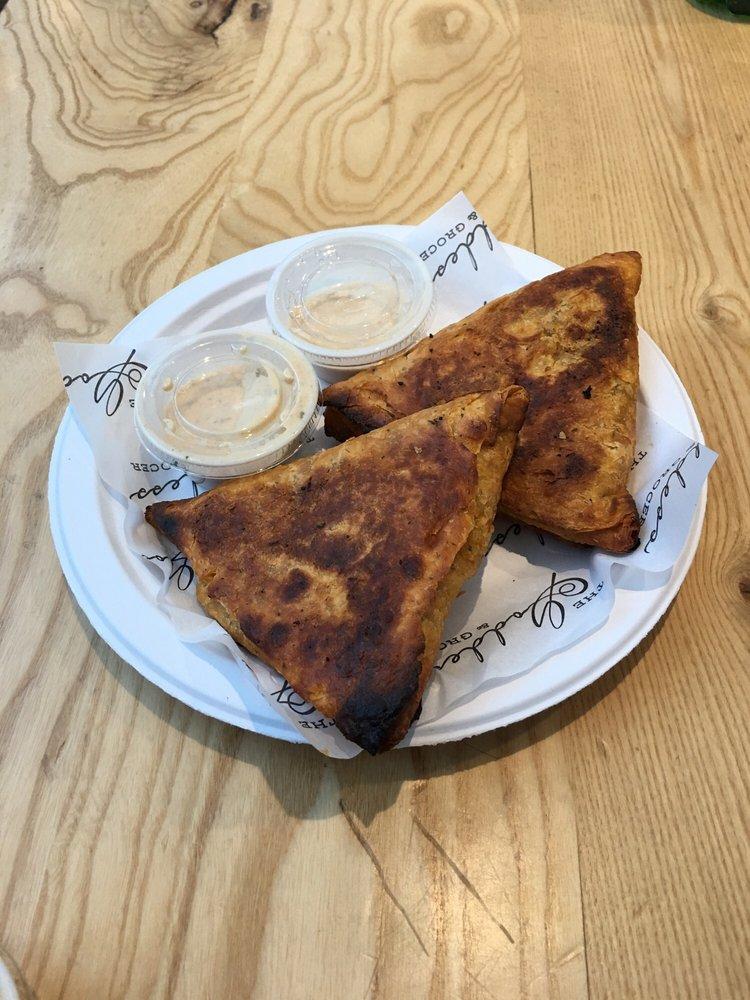 Butter Chicken Samosa    Best Samosas     - Yelp