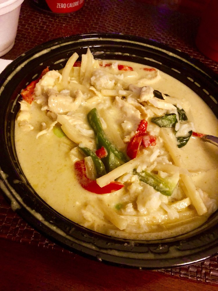 Mali Thai Cuisine: 43150 Broadland Center Plz, Ashburn, VA