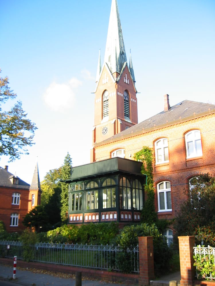 gemeindesaal blankeneser kirche kerken m hlenberger weg 64 blankenese hamburg duitsland. Black Bedroom Furniture Sets. Home Design Ideas