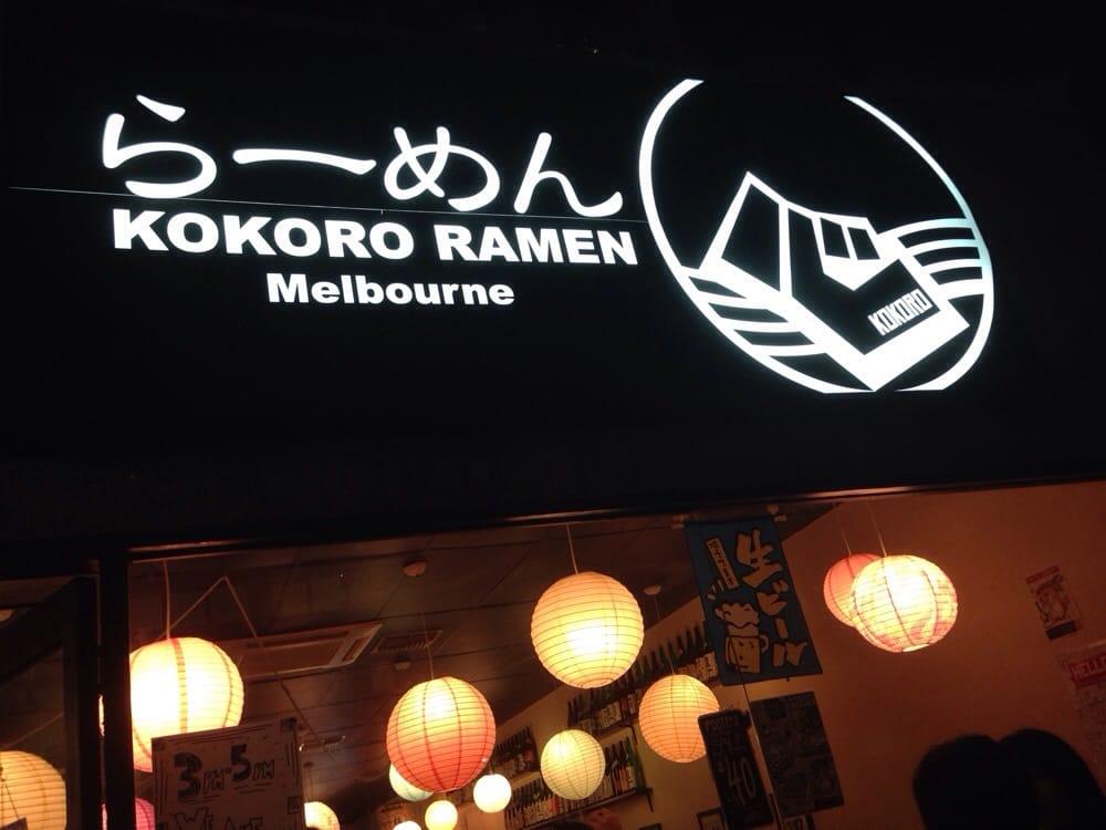 Restaurants Lonsdale St Melbourne