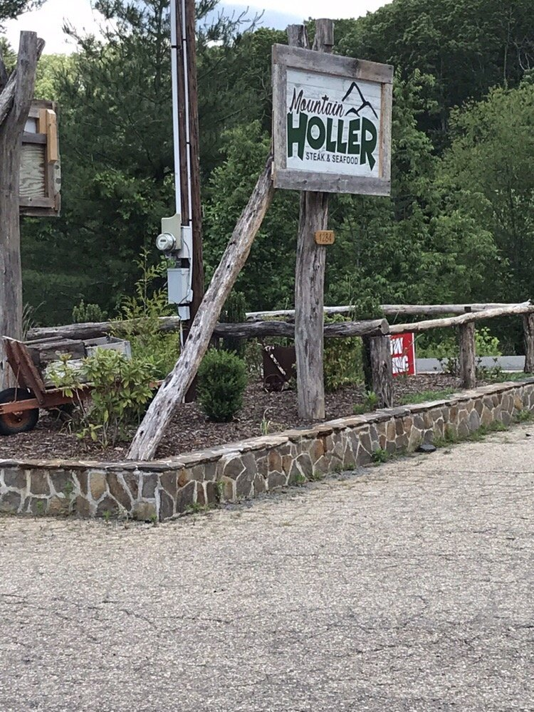 Mountain Holler: 1284 Hwy 226 S, Bakersville, NC