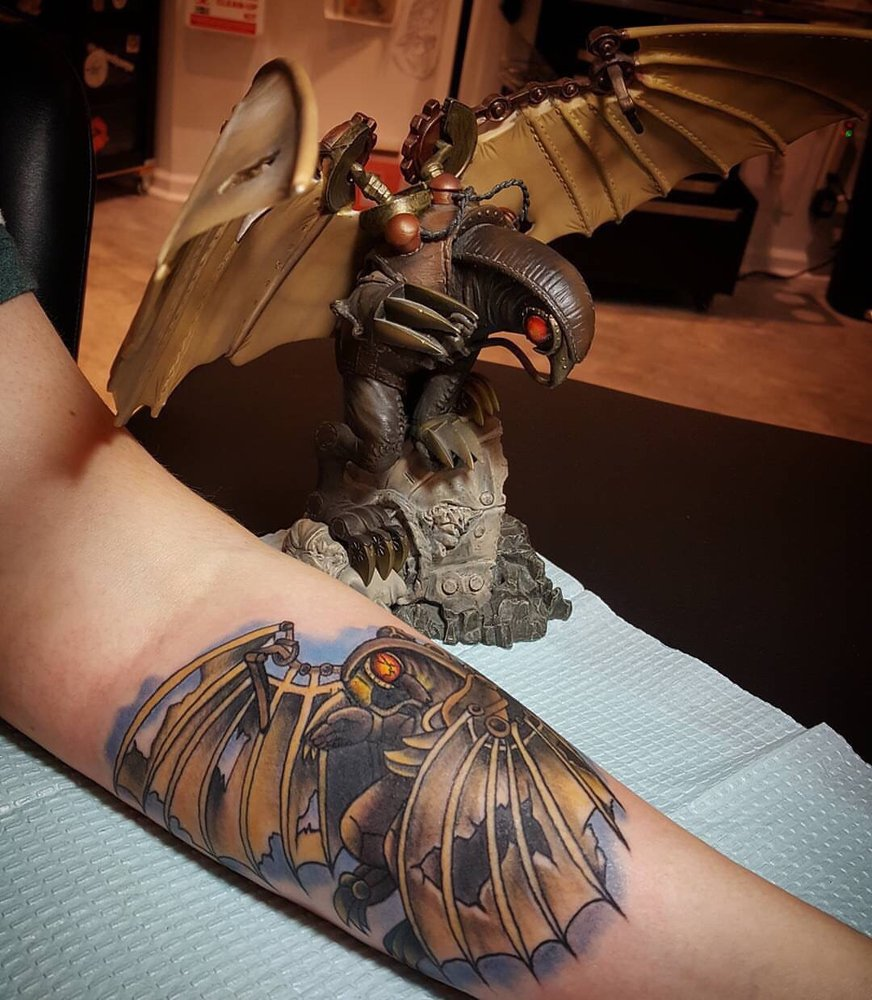 a241ee725 Marlowe Ink - 44 Photos & 99 Reviews - Tattoo - 10405 Main St, Old ...
