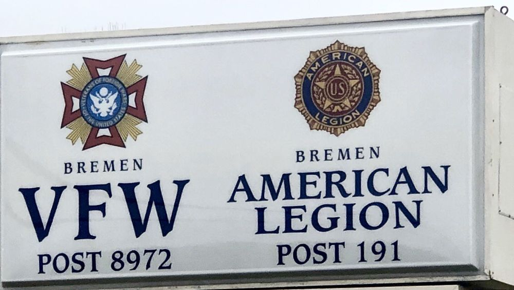 Bremen Vfw Post 8972: 1750 W Plymouth St, Bremen, IN