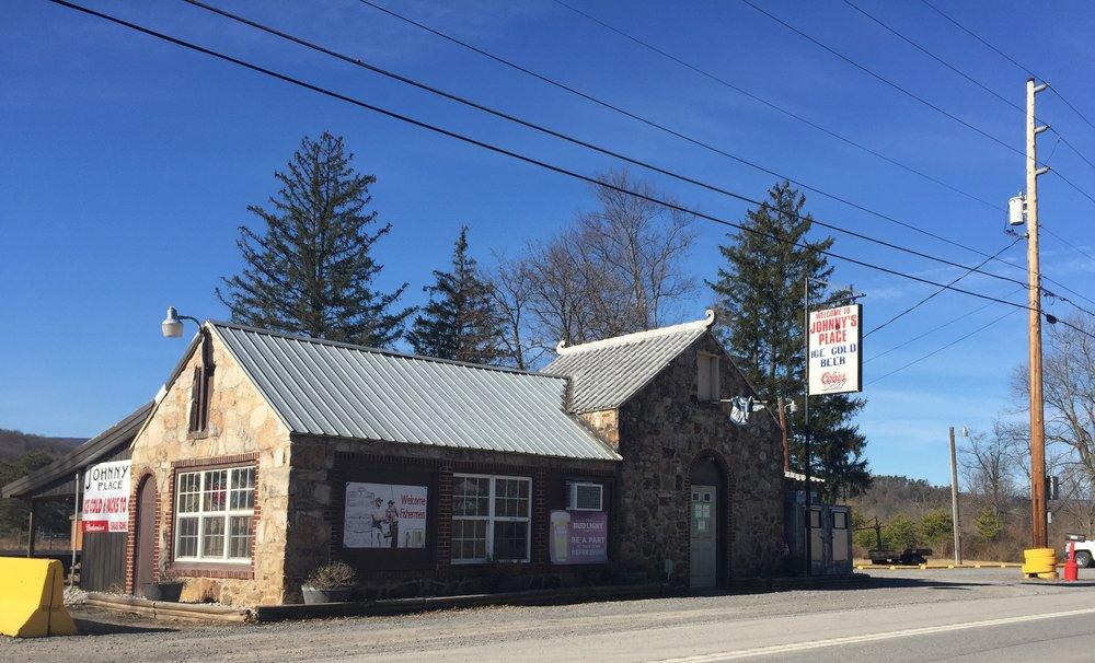 Johnny's Place: 16170 Croghan Pike, Shirleysburg, PA