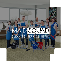 Photo Of Maid Squad Cleaning Service Miami Beach Fl United States