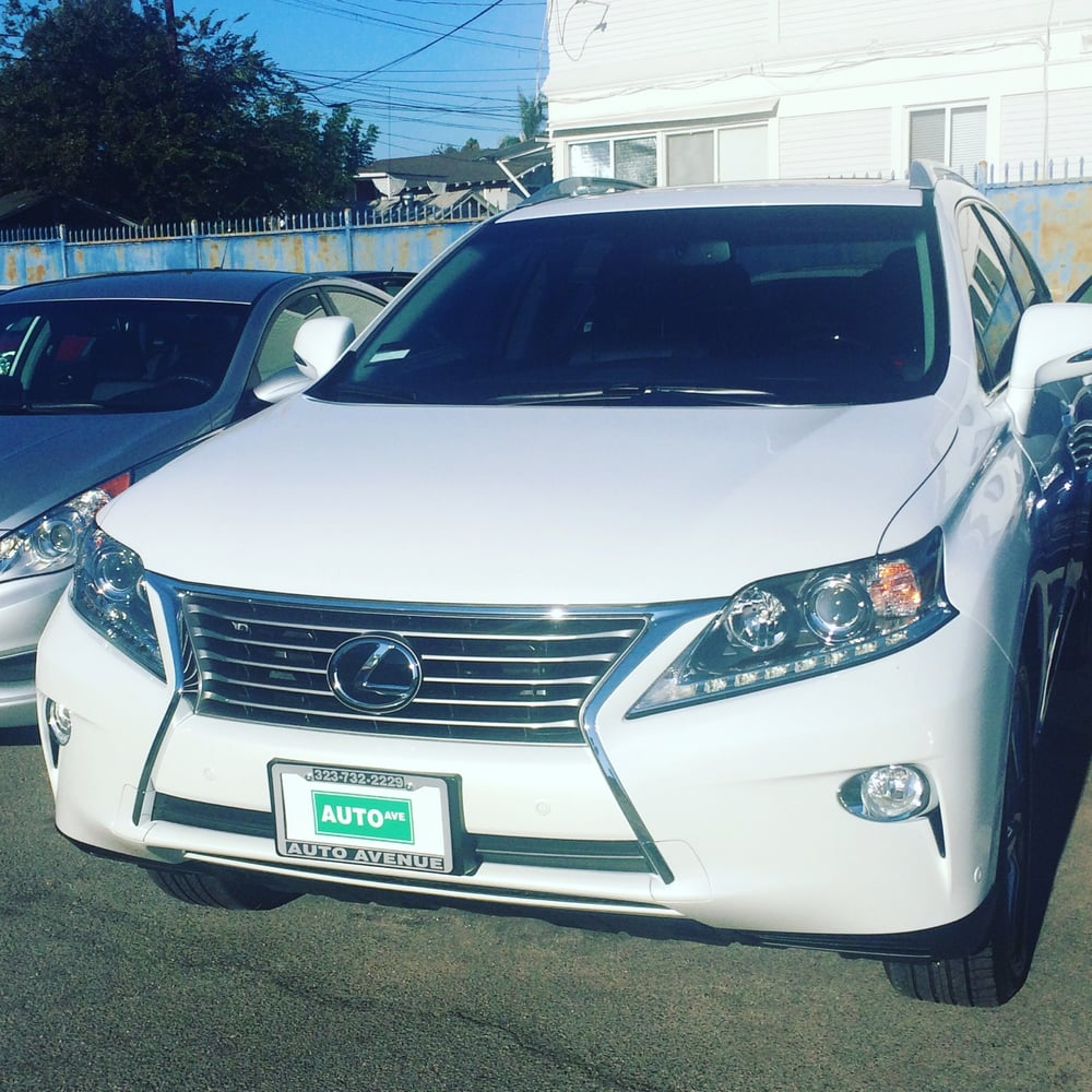 Lexus Rx 350 Lease: 2015 Lexus RX 350 Leased & Delivered! Contact Auto Ave For