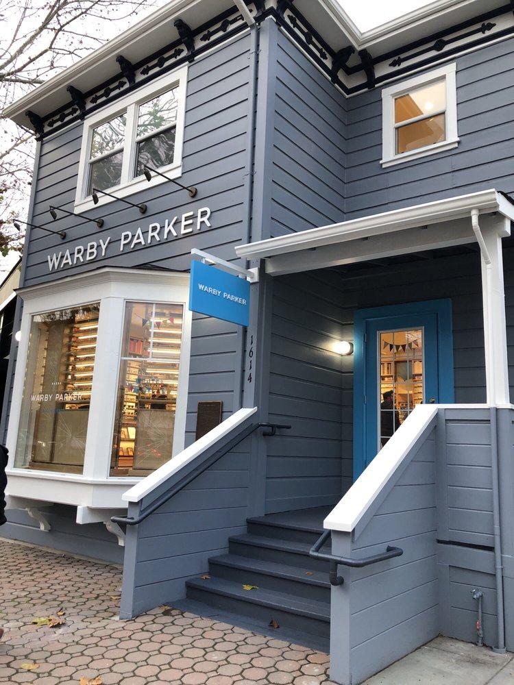 Warby Parker: 1614 Mt Diablo Boulevard, Walnut Creek, CA