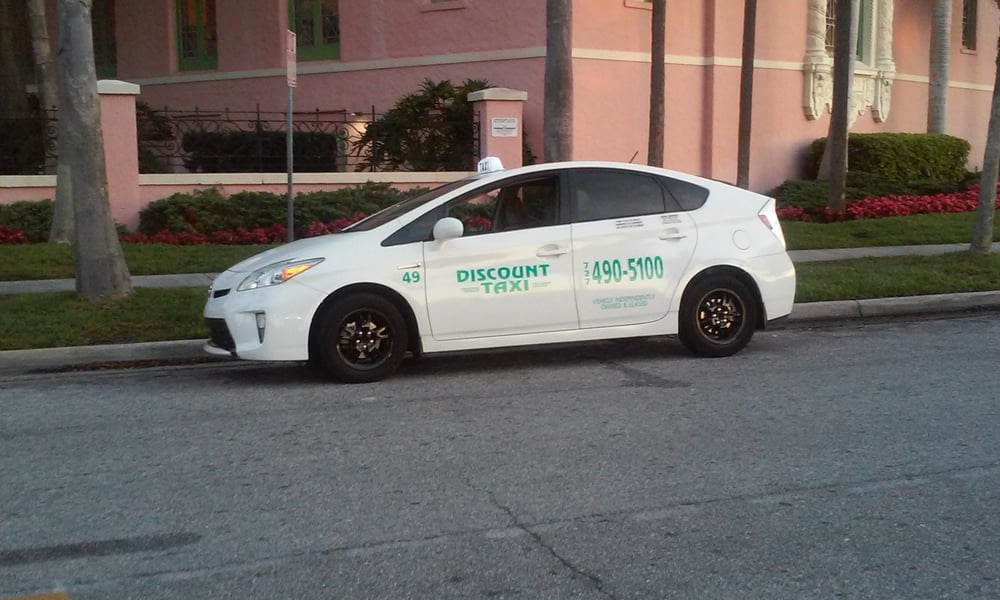 Discount Taxi: 4300 28th Ave N, St. Petersburg, FL