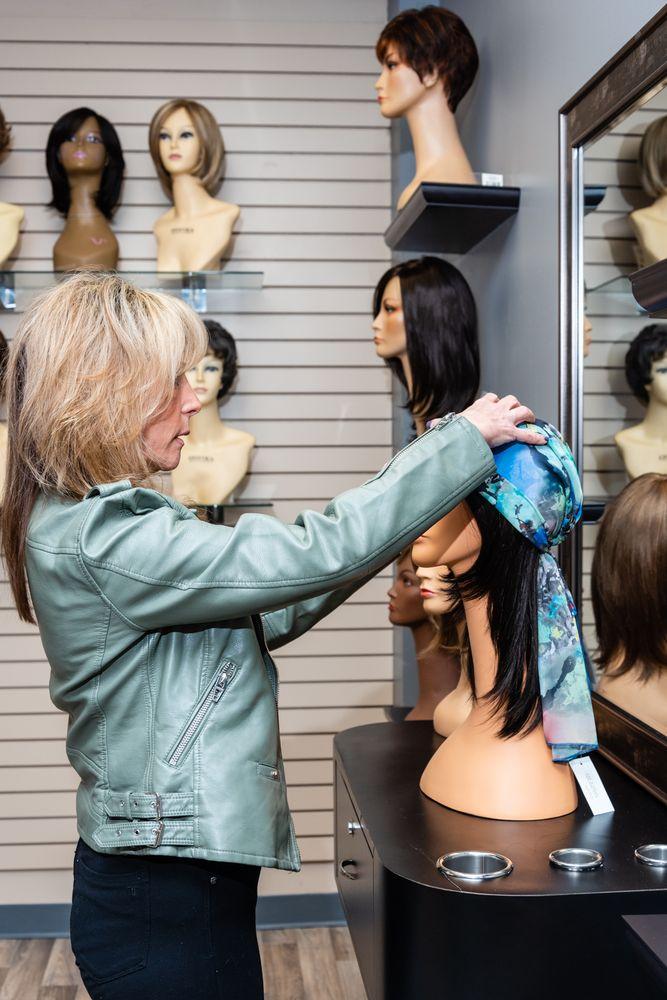Wig Elegance: 1595 Big Oak Rd, Yardley, PA