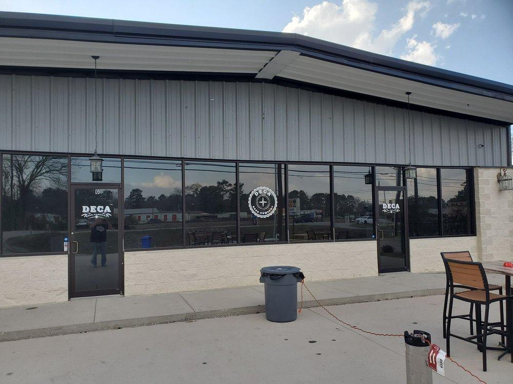 DECA Beer Company: 25428 TX-494 Loop, Porter, TX