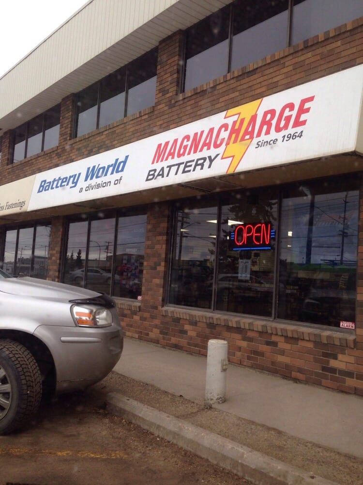 Magnacharge Battery Battery Stores 9730 51 Avenue Nw