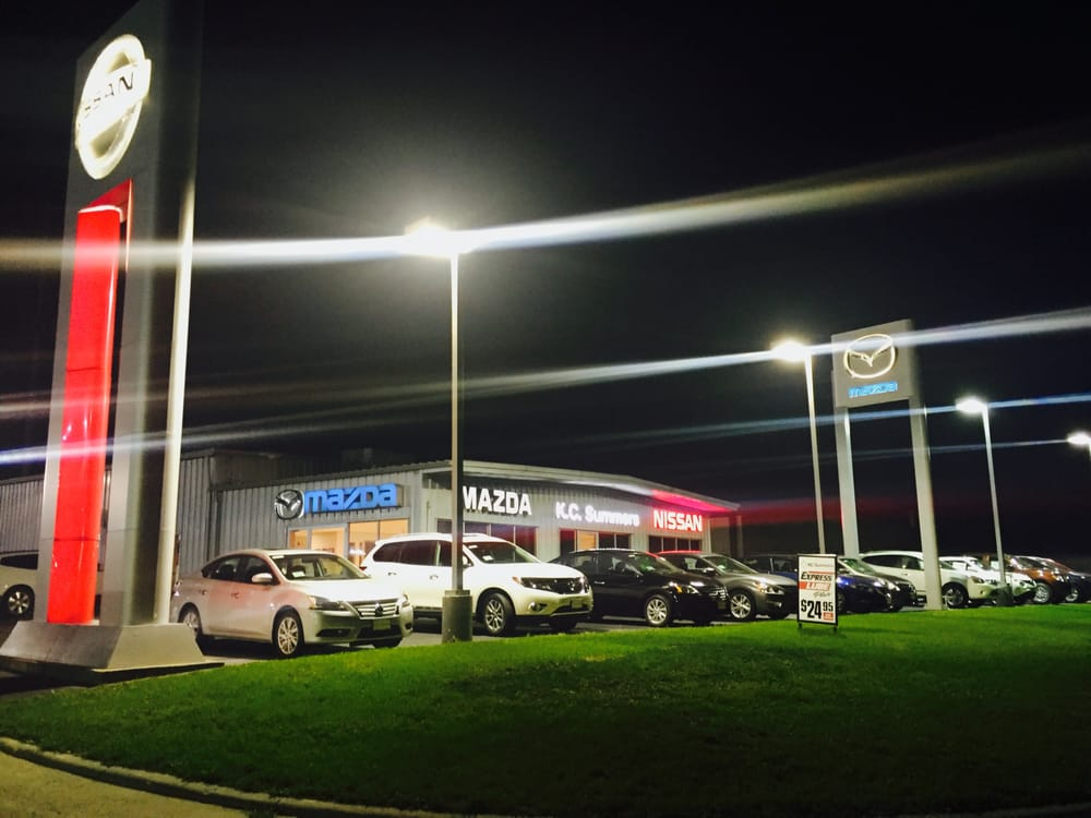 Kc Summers Nissan >> Kc Summers Nissan Mazda Auto Repair 2404 Lake Land Blvd