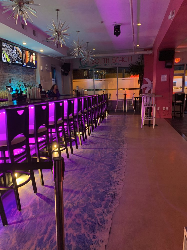 South Beach Bar & Grill: 476 Main St, East Orange, NJ