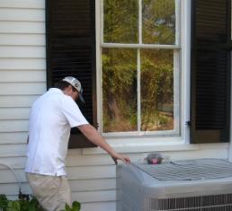 Blue Ridge Heating & Air Conditioning: 611 Ridgeview Rd, Brightwood, VA