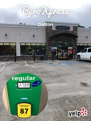 BproXpress 1400 N Thornton Ave Dalton, GA Gas Stations