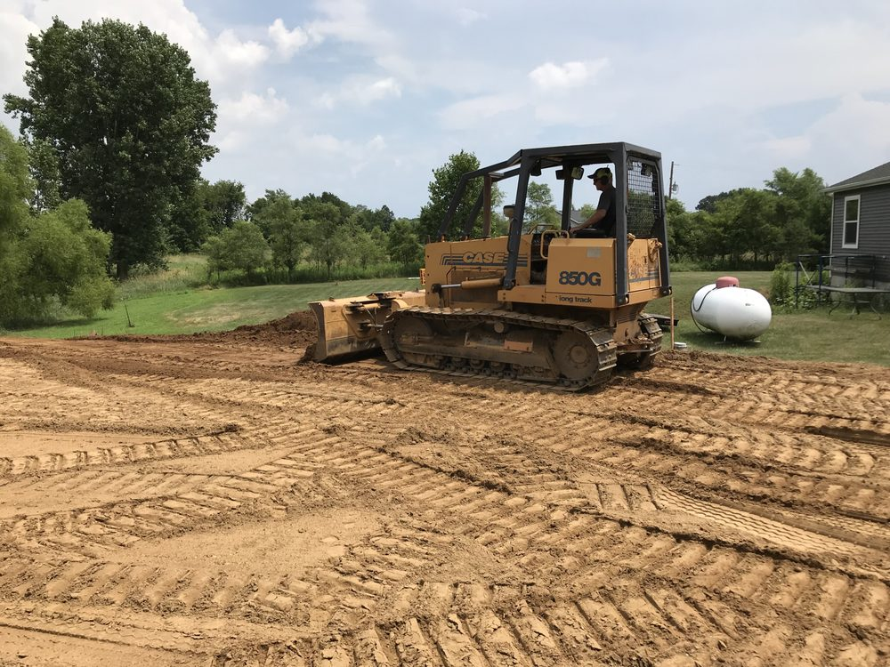 Sherrell's Excavating: 4335 Byrum Rd, Onondaga, MI