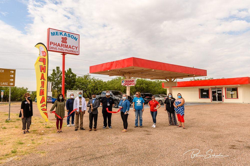 Mekason Pharmacy: 2606 S Gregg St, Big Spring, TX