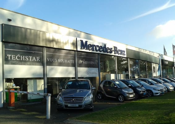 concession mercedes techstar car dealers 140 avenue anna lindh vert saint denis seine et. Black Bedroom Furniture Sets. Home Design Ideas