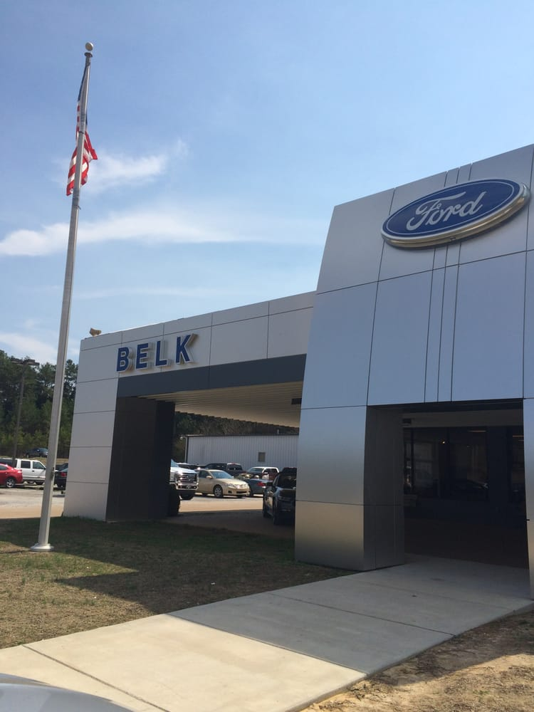 Belk Ford Auto Repair 447 Hwy 6 W Oxford Ms United