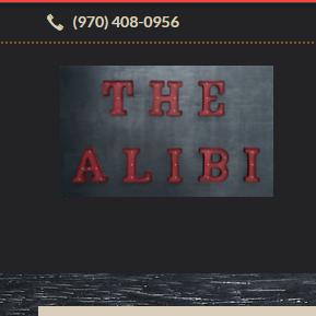 The Alibi: 1007 Broad St, Milliken, CO
