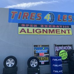 Tire For Less >> Tires 4 Less 10 Photos 21 Reviews Tires 2506 S Santa Fe Ave