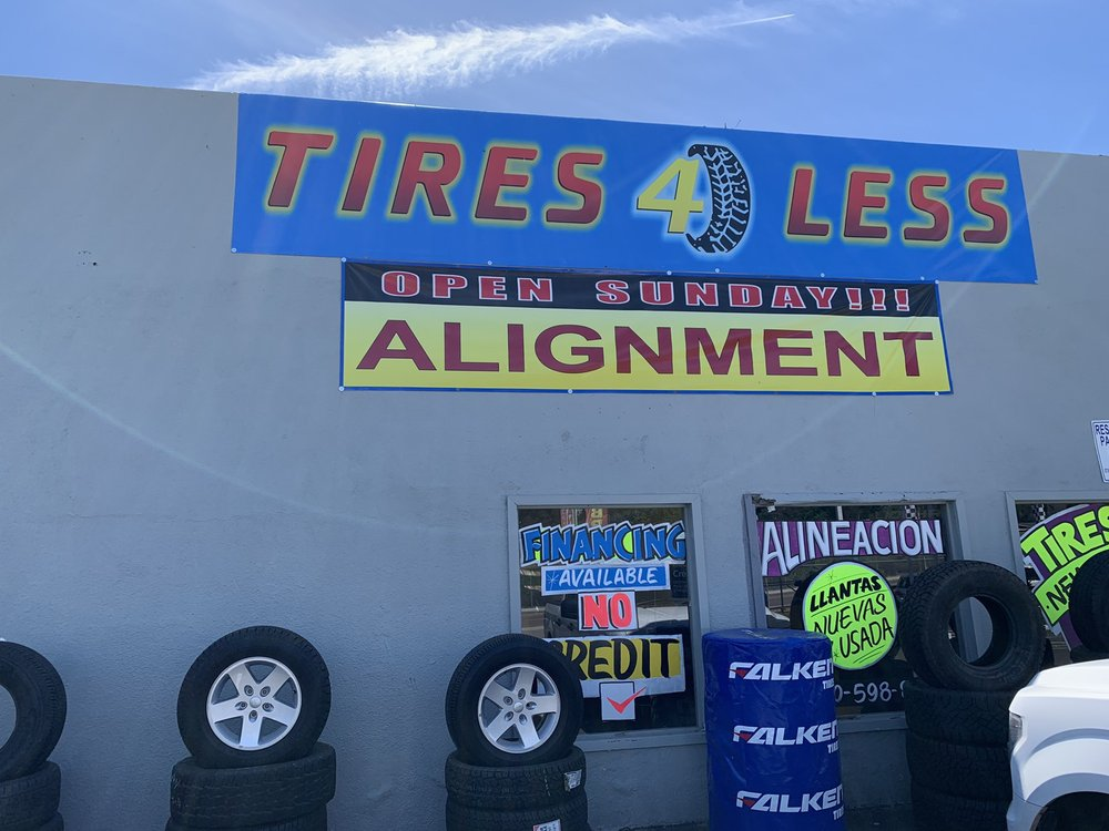 Tire For Less >> Tires 4 Less New 11 Photos 21 Reviews Tires 2506 S