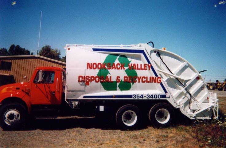 Nooksack Valley Disposal & Recycling   250 Birch Bay Lynden Rd, Lynden, WA, 98264   +1 (360) 354-3400