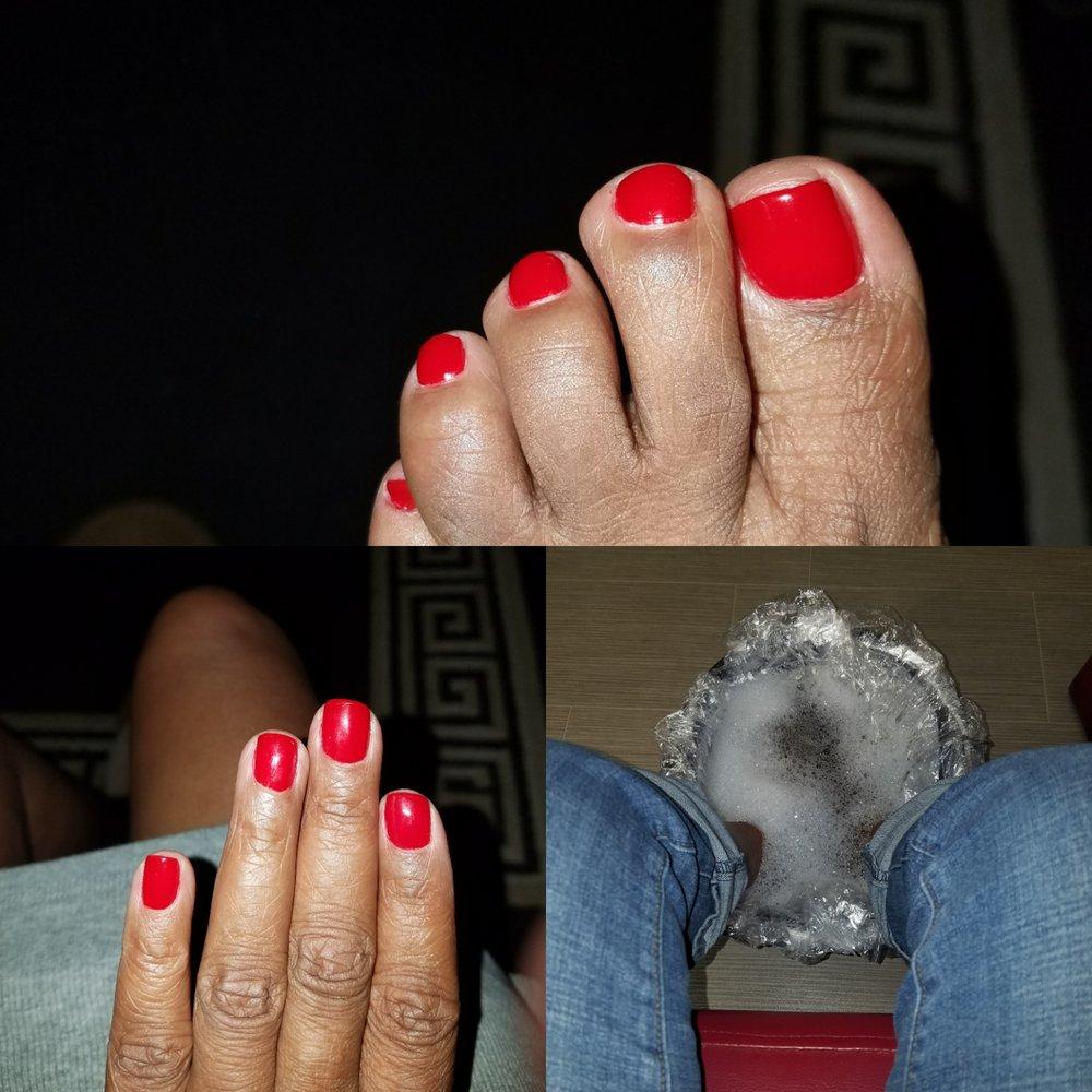 Delane's Natural Nail Care: 333 Estudillo Ave, San Leandro, CA