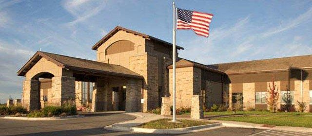 Barton County Memorial Hospital: 29 NW 1st Ln, Lamar, MO