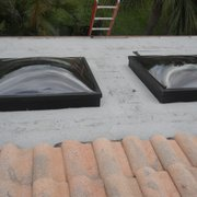 Tile Roof Repair Photo Of Innovative Roofing   Pompano Beach, FL, United  States. Tile Roof Repair