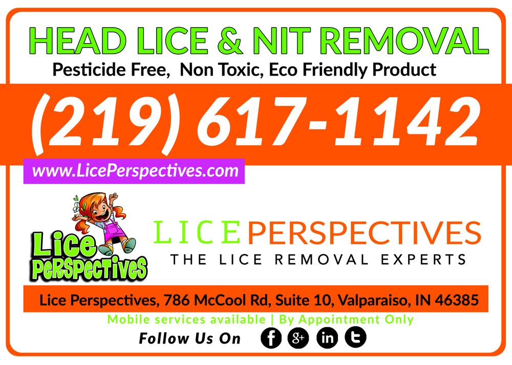 Lice Perspectives: 786 McCool Rd, Valparaiso, IN