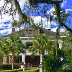 Photo Of Herlong Mansion Historic Inn Gardens Micanopy Fl United States