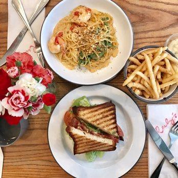 Ruby S Cafe New York Ny