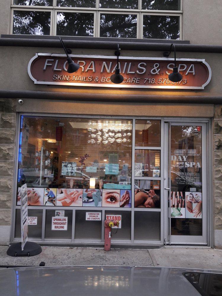 Flora Nails & Spa Inc: 57 Front St, Brooklyn, NY