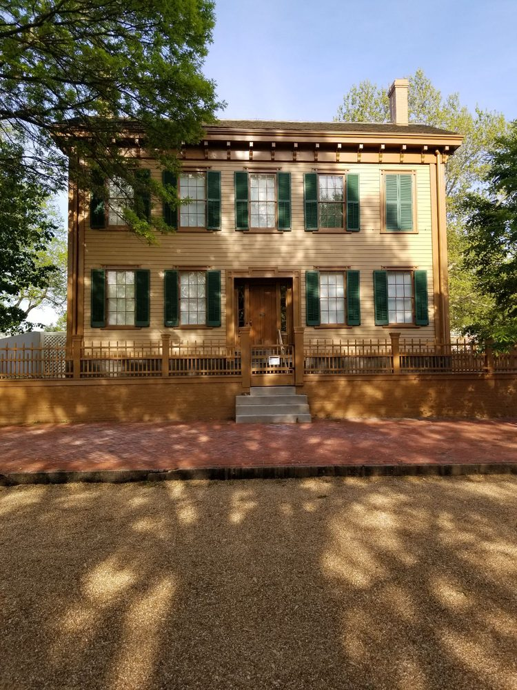 Lincoln Home National Historic Site: 526 S 7th St, Springfield, IL
