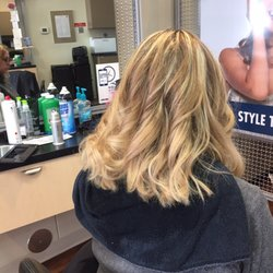 photo of supercuts columbus oh united states beautiful color job by ruth