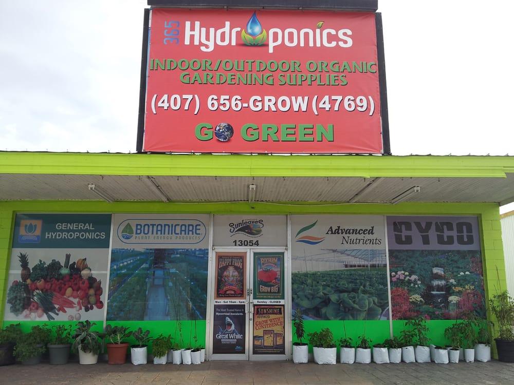 o - Hydroponic Stores Orlando