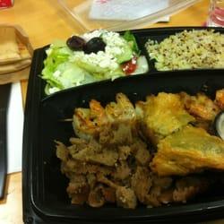 Greek Food Culver City