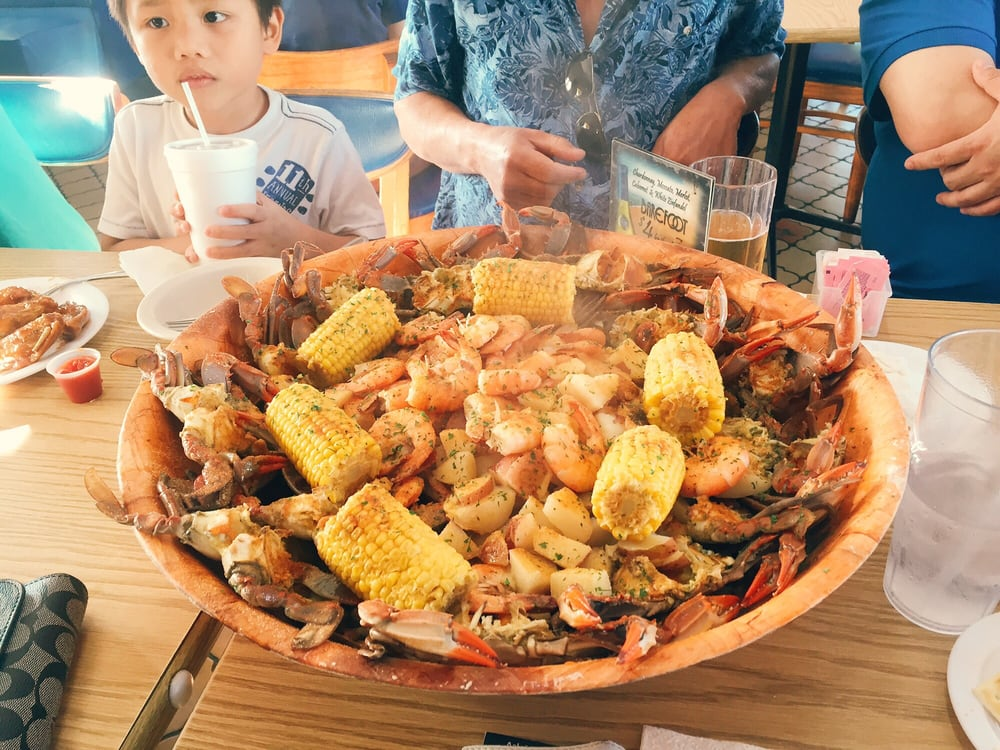 The crab stop 36 photos 26 reviews seafood 3749 s for Where can i buy fresh fish near me