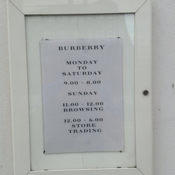 burberry factory outlet prices akis  Photo of Burberry Factory Shop